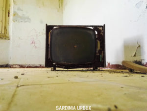 VECCHIA TV A VILLA STEFANI